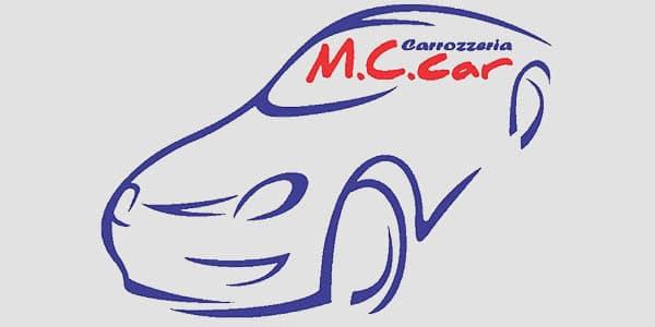 Logo Carrozzeria MC Car 600×300 background